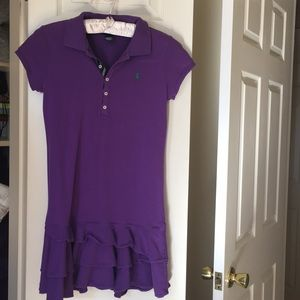 Ralph Lauren Girls Causal Dress